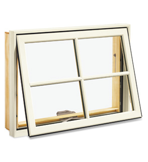 wood window frames uk