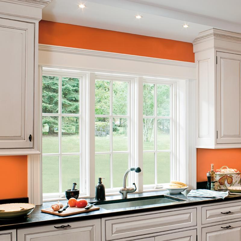 Kitchen Windows: Custom Wood Casement & Awning Windows
