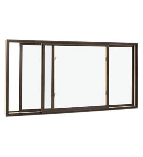 Custom Wood Glider Windows