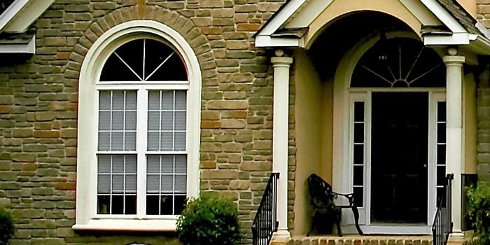 Pvc Window Shapes : Vinyl architectural shape windows
